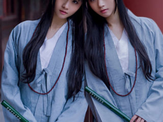 古装美少女偽双子